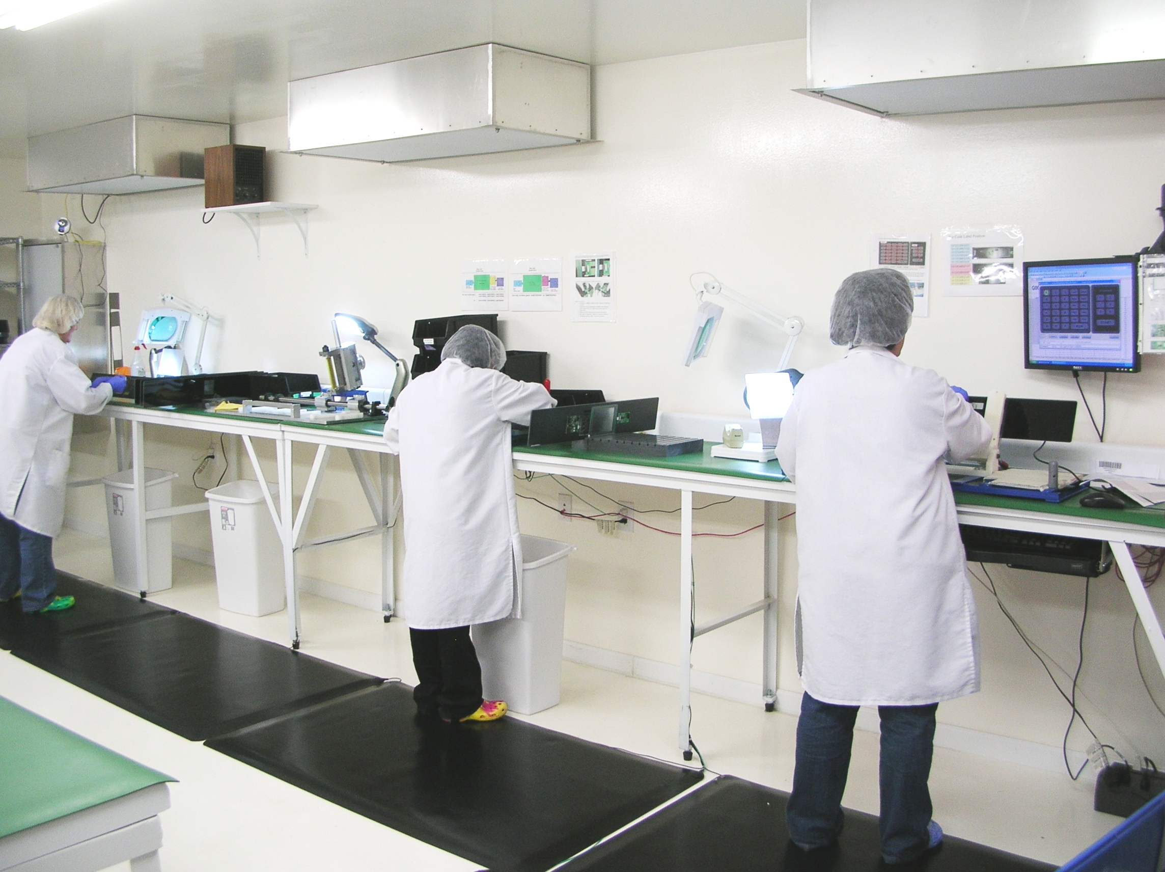 how to get clean room certification